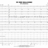『【海外】スコア見ながら聴ける新譜紹介! 2020年ハル・レオナルド『99レッド・バルーン』音源&スコア動画です!』の画像
