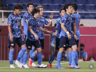 【速報】スコアレスで延長戦へ 日本東京五輪男子サッカー ニュージーランド戦