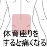 『臀部痛の症例を公開します 室蘭登別すのさき鍼灸整骨院』の画像