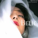 『中森明菜、カバーアルバム『Belie』ビジュアル公開』の画像