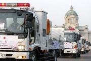 タイ人「日本すげぇ。どんどん水位下がってるw」…政府、震災で活躍した排水ポンプ車を投入
