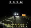 信号で停車中はヘッドライトを消すべき? → 消すな!!!!