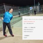 軟庭屋さちかふぇ!@江戸川区でソフトテニス!