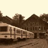 『廃車回送されたRheostatic、その後』の画像