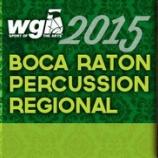 『【WGI】ドラム&ウィンズ大会ハイライト! 2015年ウィンターガード・インターナショナル『フロリダ州ボカラトン』大会抜粋動画です!』の画像