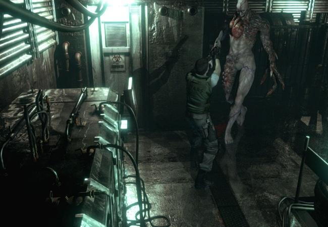 【Xbox One】「バイオハザード HDリマスター」は1月20日より配信。プレオーダーの受付が本日スタート