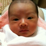 『誕生から1ヶ月』の画像