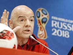 「ビデオ判定抜きのワールドカップは考えられない!」by FIFA会長