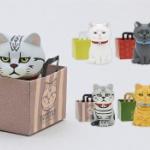 猫の「紙袋に入っちゃう」現象をフィギュア化!「紙袋に入った猫」がガチャに登場!