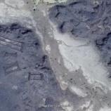 『サウジアラビアの砂漠に400もの謎の構造物』の画像