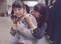 チーム8 濵咲友菜が藤田奈那にプレゼントした靴下ww