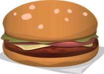 彼女んちにてワイ「腹減ったしなんか食いに行く?」彼女「ハンバーガーあるよ」
