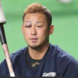 『中田翔に殴られた同僚選手は誰か5chが特定か』の画像
