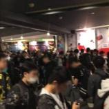 『【乃木坂46】早朝から長蛇の列!上海ライブ物販待機列の様子がこちら!!!』の画像
