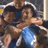 『水戸ホーリーホック J初出場のDF齊藤隆成 後半ラストプレーで劇的決勝ゴール! 3-2で東京Vに勝利!』の画像