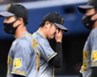 【阪神】岩貞が今季ワースト4失点と炎上。2戦連続の複数失点。
