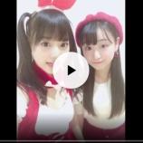 『[Weibo] なーたん&しょこ「うさぎさんをきました🐰」【=LOVE(イコールラブ)、イコラブ】』の画像