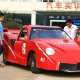『VWサンタナが真っ赤なフェラーリに…なっていない件』の画像