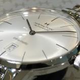 『【イントラマティック】1本は欲しい2針時計【ハミルトン】』の画像