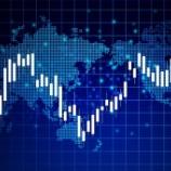 『株式市場の勢いが止まらない件』の画像