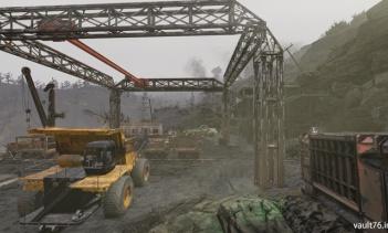 放棄されたキタリーの採鉱場(Abandoned mine site Kittery)