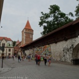 『ポーランド旅行記8 ヨーロッパに3つしか現存しない、クラクフのバルバカン(砦)』の画像