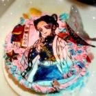 『ウエハーペーパーで超簡単!!キャラクターケーキ』の画像