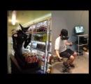 【動画】コンビニがVRで遠隔で働けるようになったらしいぞ
