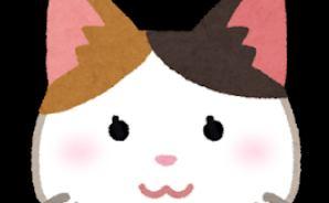 アノお笑い芸人に似たネコが話題