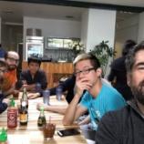 『新しいLCSメンバーも入れて仲良くお食事画像!もしかしたら新メンバーは二人!?SKT仕様かも』の画像