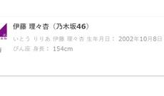 【乃木坂46】急に来た!伊藤理々杏が生配信!