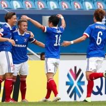 横浜Fマリノスさん、韓国のクラブに圧勝する!