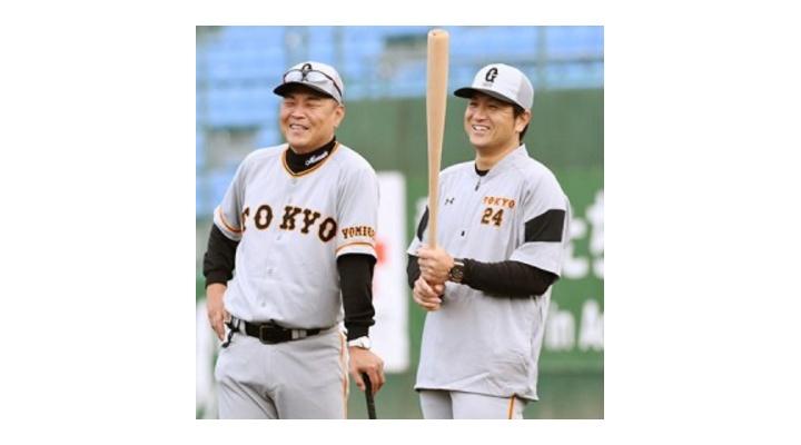 松井秀喜、由伸監督を粗末に扱ったら巨人監督を永久拒否するらしい