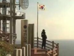 日経新聞のテレビCM、竹島に韓国国旗を被せてるんだがwwwwwww