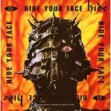 『【×年前の今日】1994年2月23日:hide - HIDE YOUR FACE(ソロ1st ALBUM)』の画像