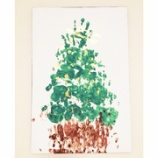 『手のひらツリー』の画像