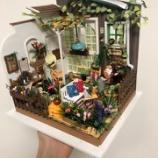 『【乃木坂46】凄え・・・賀喜遥香が作った『ドールハウス』のクオリティが高すぎる・・・』の画像