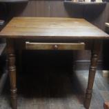 『アンティーク風テーブル・ホップ発見』の画像