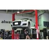 『【スタッフ日誌】Audi TT(8S)2.0TFSI quattroにREMUSマフラーを装着させて頂きました!』の画像