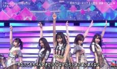 【乃木坂46】昨日の「Mステ」で1人健気に頑張っているメンバーが・・・・・・w