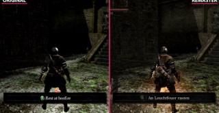 『ダークソウル リマスター』、PS4 Pro版とPS3版とのグラフィック比較映像が公開