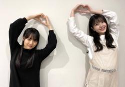 【朗報】おおお!!!賀喜久保の乃木坂KKコンビが可愛い!!!