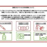 『新型コロナウイルス共存への道』の画像