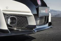 ホンダ シビック タイプR 新型、最高速は270km/hに…競合FF車で最速