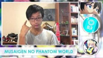 無彩限のファントム・ワールド 第12話 【海外の反応 動画 Reaction】