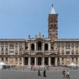 『行った気になる世界遺産 ローマ歴史地区 サンタ・マリア・マッジョーレ大聖堂』の画像