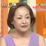 【訃報】タレントの山口美江さんが急死 51歳