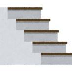 """【北海道】女性、7階から転落→階段の""""手すり""""がヤバすぎた・・・・・(画像)"""