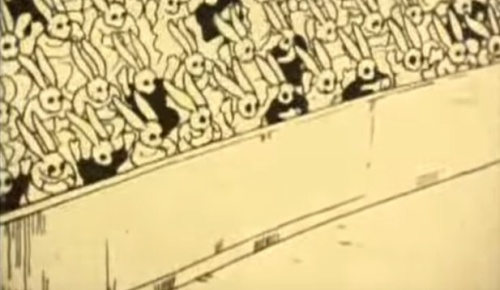 1930年の日本のアニメ映画「おい等の野球」の完成度に海外驚き