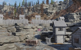 プリケッツ砦(Prickett's Fort)